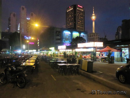 Jalan Alor Evening Food Market, Kuala Lumpur