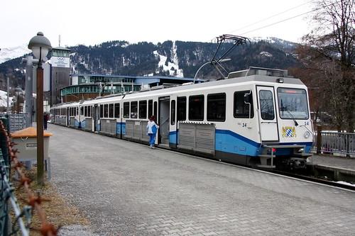 BZB Beh 4/8 14 Garmisch-Partenkirchen