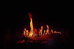 In memoriam (2015) (cfalguiere) Tags: datepub2017q204 fire light flamme cheminee braise mémoire memory nostalgie nostalgia memoire v2 sel20170415 sel20170422