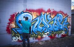 ROKR (Rodosaw) Tags: documentation of culture chicago graffiti photography street art subculture lurrkgod cmk