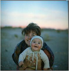 .everything I've been through has lead me to this; beautiful you. (Herr Benini) Tags: 6x6 film analog arizona usa america smile beautiful child kiev88 love liebe amore