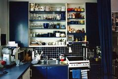 grandmother Aura's home (amanda aura) Tags: film helsinki finland olympusom1 cinestill interior