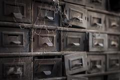 HERRERO (diegocazzaretto) Tags: nikon argentina trabajador archivero herrero