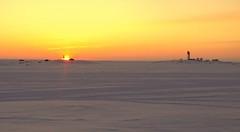 IMG_1167_1 (savillent) Tags: tuktoyaktuk nt canada cold winter snow ice sunrise sun landscape point shoot canon island environment sky arctic climate north saville march 2017