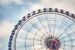 Speed up (Chris Herzog) Tags: ifttt 500px action amusement attraction centrifuge circle circus dizzy enjoyment entertainment excitement fast ferries festival fun high joy motion move park ride risk rotate round sensation sky speed spinning turning wheel ferris