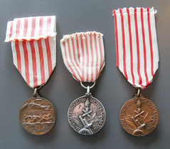 Medaglia per la battaglia del fronte alpino occidentale (claudio g) Tags: medaglia fronte alpino occidentale medal ww2 wordwar ww vincere campagna francia invasione