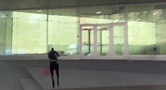 Hésitation (pahamel-mtl) Tags: green slowshutterapp artstudio art psfix