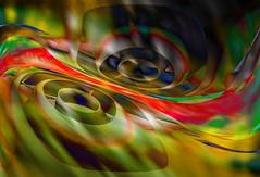 Conexiones (seguicollar) Tags: imagencreativa photomanipulación art arte artecreativo artedigital virginiaseguí círculos curvas líneas agujeros rojo red verde green conexiones color oquedades formasabstractas abstracto abstracción