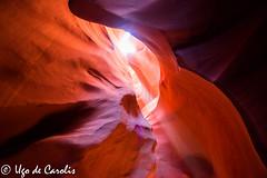 _DSC9895.jpg (ugo.decarolis) Tags: america antelopecanyon arizona d800 lowerantelopecanyon natura nature navajotribalpark nikon statiuniti usa lechee unitedstates us