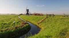 Molenwaard (Wim Boon (wimzilver)) Tags: molenwaard leefilter canoneos5dmarkiii polarisatiefilter alblasserwaard nederland holland netherlands canonef1635mmf4lisusm