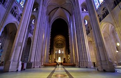 Cathedral of St. John the Divine, 02.06.16 (gigi_nyc) Tags: cathedralofstjohnthedivine stjohnthedivine withinthewallstour morningsideheights morningside nyc newyorkcity