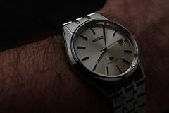 La montre du jour - 24/03/2017 (paflechien33) Tags: grandseiko95878000 fuji xt1 fujinon 35mm f2 wr nissini60a sb900 sb700 wristshot