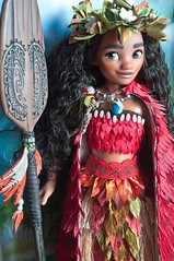 Moana Limited Edition (vanyrei) Tags: moana vaiana oceania disneystore ds limitededition doll dolls disneydoll disneystoredoll moanadoll