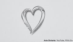 Cómo dibujar un corazón de plata - Rifa lapicero Kaweco (artedivierte) Tags: arte dibujo corazóndeplata artedivierte tutorial lapicero kaweco artistleonardo leonardopereznieto