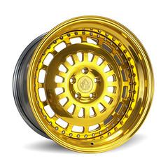 VXS210 | Dubai Gold