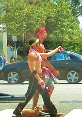LACMArket 239 (danimaniacs) Tags: shirtless man hot sexy guy lacmarket