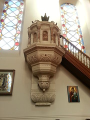 """Interior of the Greek Orthodox Church of St Nicholas, Toxteth, Liverpool • <a style=""""font-size:0.8em;"""" href=""""http://www.flickr.com/photos/9840291@N03/14238900579/"""" target=""""_blank"""">View on Flickr</a>"""