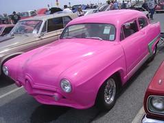 1951 Kaiser Henry J (splattergraphics) Tags: chopped kaiser carshow 1951 oceancitymd customcar tubbed henryj cruisinoceancity