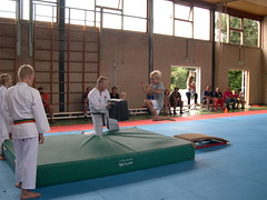 "zomerspelen 2013 karate clinic • <a style=""font-size:0.8em;"" href=""http://www.flickr.com/photos/125345099@N08/14403866591/"" target=""_blank"">View on Flickr</a>"