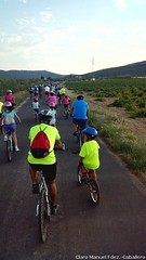 VII Marcha en bicicleta contra el cáncer en Herencia (52)