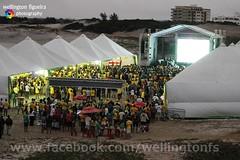 ARENA FAN FEST(PRAIA GRANDE) (wellingtonfs) Tags: brasil canon rj natureza paisagens t3i arraialdocabo costadosol regiodoslagos 1835mm 55250mm brasilemimagens