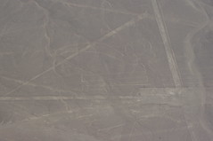 The Nazca Lines, Peru (ARNAUD_Z_VOYAGE) Tags: world flowers trees fish heritage geometric peru lines america plane giant stars landscape town site amazing desert pentax spiders plateau south flight shapes culture unesco southern monkeys sharks hummingbirds local tradition figures lizards rare arid cultural orcas pampas nazca motifs individual calendars astronomical paracas stretches kx jumana geoglyphs resemble palpa phytomorphic