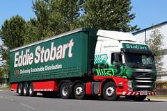 H4902 PX12 NXV 'Eloise' (Cumberland Patriot) Tags: truck volvo group cumbria trucks eddie dual fm ltd carlisle fuel eloise esl globetrotter 460 kingstown stobart fm13 h4902 px12nxv