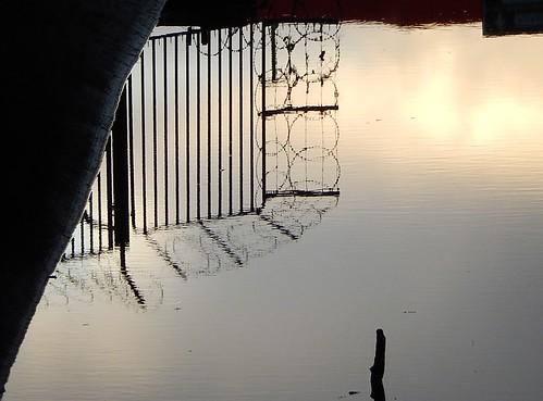 Rubbish Trap in Still Water