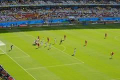 Copa do Mundo (Fernando Bryan Frizzarin) Tags: world cup brasil algeria belgium stadium fifa mundo estádio copa bélgica 2014 mineirão argélia