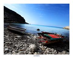 Lampedusa (carlojujoju) Tags: boat barca shipwreck wreck lampedusa naufragio