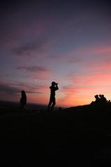 Solstice Evening 21st June 2014 (Laura Zaky Photography) Tags: sunset summer sun west set glastonbury somerset solstice tor solsticeeve2162014