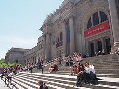 Metropolitan Museum of Art, Upper East Side!