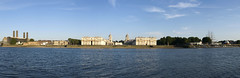 Greenwich panoramic (Dick Bulch) Tags: house college station foot power greenwich tunnel queens cutty sark naval riverthames