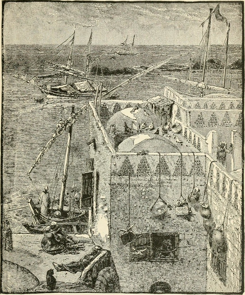 """Image from page 20 of """"The Holy Land and the Bible;"""" (1888)"""