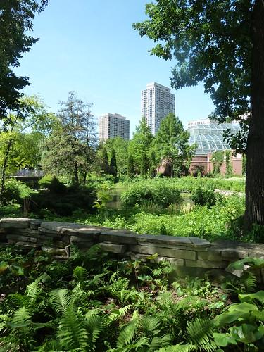 Chicago, Lincoln Park Zoo, Landscape