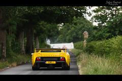 Jaguar XJ220 S TWR (Valkarth) Tags: auto uk classic cars car sport yellow jaune canon eos automobile mark 14 dream s automotive voiture giallo mans le ii coche mk2 5d jag jaguar rare 70200 f28 lemans mk reve mkii 220 markii 70200mm xj twr 2014 mark2 220s xj220 worldcars xj220s 5d2 2k14