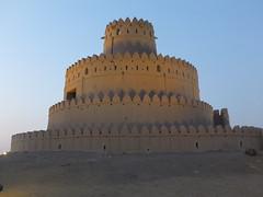 Fort Al Jahili, Al Ain (twiga_swala) Tags: castle museum architecture al desert mud fort dusk united uae palace emirates zayed abudhabi arab vernacular alain fortifications abu dhabi sheikh qasr ain qaser jahili