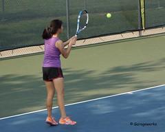 Iowa Games 2014, Junior Tennis (Garagewerks) Tags: boy girl sport youth ball court all child sony sigma games iowa tennis ames isu 2014 50500mm views50 views100 views200 views150 f4563 slta77v juniortennisamesisucourtplayballfemalemalegirlboychildyouth iowagames2014