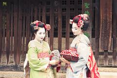 Maiko (Sara Patricelli) Tags: japan kyoto maiko geisha