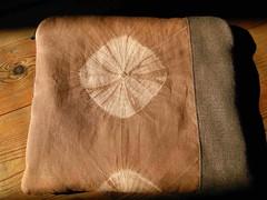 house tablette brun a tirette verso