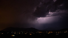 Summer Nights (ArneKaiser) Tags: arizona sky storm clouds flagstaff lightning autoimport