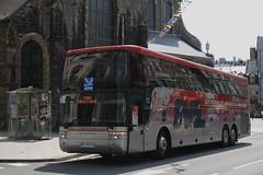 BK768QS 62  Moleux & Roussel , Boulogne Sur Mer (highlandreiver) Tags: mer france bus de coach boulogne and sur van tri pas 62 calais axle hool roussel altano bk768qs moleux