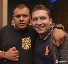 23 August 2014 » DJ John Junior și VJ Mihai
