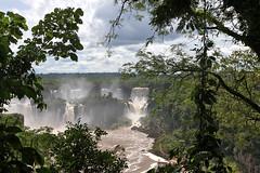 Iguazu Waterfalls - Argentina & Brasile (Franco Caruzzo) Tags: trip travel argentina landscape wildlife viaggio iguazu cascate iguazuwaterfalls naturalparks francocaruzzo caruzzofranco wonderfulpic wonderfullandscape canoneos60d cascateiguazu