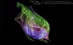 Glass Fantasy (frosty.dreamz) Tags: light glass photoshop trapped rainbow spectrum artistic smoke fantasy hue lightroom autofocus creativelighting flickrunitedaward
