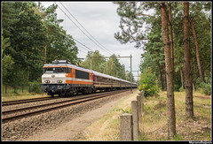 Locon 9908+Sziget te Soestduinen (MyronvRuijven) Tags: sziget 9900 trein zwolle 9908 locon