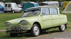 Citroën Ami 6 1962 (XBXG) Tags: auto old 6 france classic car race vintage french automobile track euro citroën voiture mans ami le frankrijk bugatti circuit 72 1962 lemans ancienne ami6 2014 sarthe française citro citroënami eurocitro citroënami6