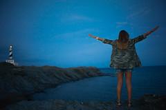 Menorca (knet2d) Tags: ocean leica travel friends summer beach 35mm fun island spain mediterranean summilux menorca baleares desilles sonya7r