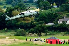 NATO Summit Wales 2014 (SimonBarclay.com) Tags: uk greatbritain usa southwales wales britishisles unitedkingdom air unitedstatesofamerica helicopter newport transportation celticmanor gwent natosummitwales2014