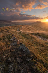rocks of mam tor (awhyu) Tags: derbyshire peakdistrict mamtor andrewyuphotography